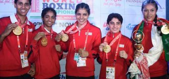 India claim 5 gold medals at AIBA Youth Women Boxing Championship