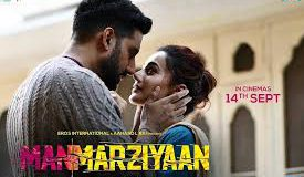 Manmarziyaan: movie review