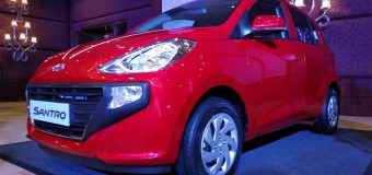 Hyundai Santro launched in all-new avatar at introductory starting price of Rs 3.89 lakh