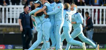 ICC World Cup Final: England Beat New Zealand
