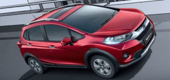 Honda Cars India launched new variant of WR-V at Rs 9.95 lakh