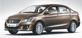 Maruti Ciaz launched on October 6