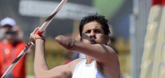 Devendra Jhajharia wins gold at Paralympics, breaks own world record