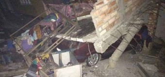 6.7 Richter Scale Earthquake hits Manipur; 6 dead over 50 injured