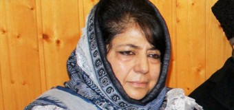 Mehbooba Mufti likely to be sworn-in as Jammu and Kashmir CM on April 4