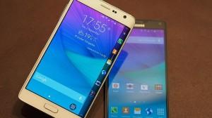 Samsung's smartphone