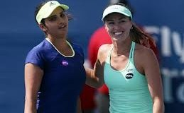 Sania Mirza-Martina Hingis make early exit at Miami Open