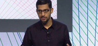 Pichai backs Apple in battle over unlocking shooter's iPhone