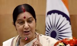 Sushma Swaraj: 'Congress leader pressurised me to help coal scam accused'