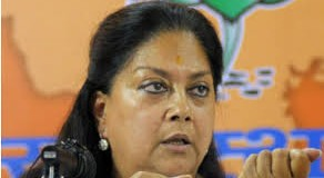 Vasundhara Raje ready to quit but only if others accused in Lalitgate also resign