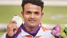National Games : Vijay Kumar Shoots Another Golden Double, Sandeep Sejwal Ends With Four Golds